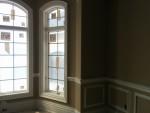 Window Casing Chair Rail